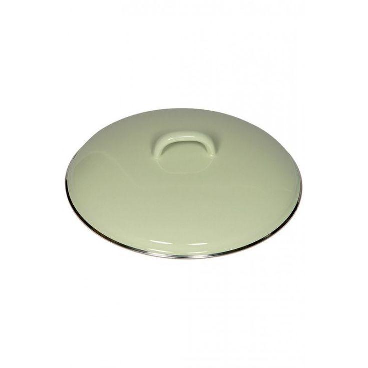 Εμαγιέ κατσαρόλα 6L με καπάκι -0274006 - Riess