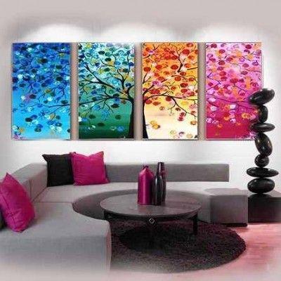 M s de 25 ideas incre bles sobre cuadros modernos para - Cuadros para decorar salones ...