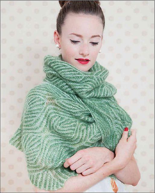 Knitting Nancy Patterns : 63 best images about Knitting: Brioche & Fishermans Rib on Pinterest...