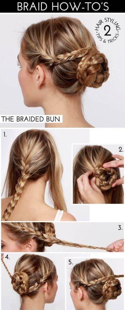 Neue Braid Frisuren für langes Haar Schritt für Schritt
