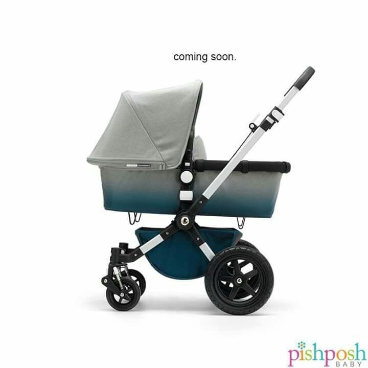 COMING SEPTEMBER 2016! Inspired by nature's elements, we present the Bugaboo Limited Edition Cameleon³  Elements Ombre Stroller! It features richly-textured, tweed like fabric that evokes the colors of nature – from the deep, blue sea, to the wind-blown rocks of the shore. The nature theme is carried through the leaf-shaped pattern on the reversible inlay. Pre-orders begin August 1, 2016!  http://site.pishposhbaby.com/blog/2016/07/04/new-bugaboo-cameleon3-elements-stroller-matching-footmuff/