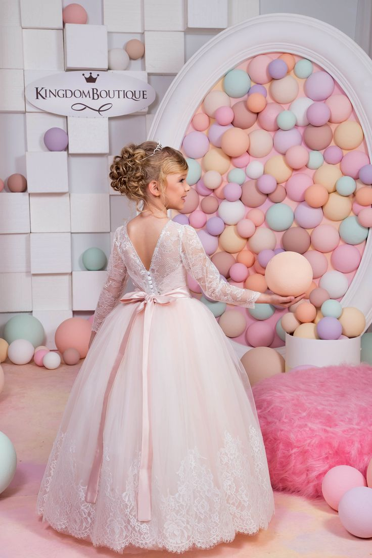 Shades of blush : Dress 15-001 - kingdom.boutique