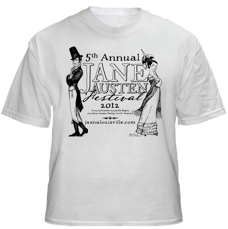 73 best Jane Austen Festival, Louisville images on Pinterest - t shirt order forms