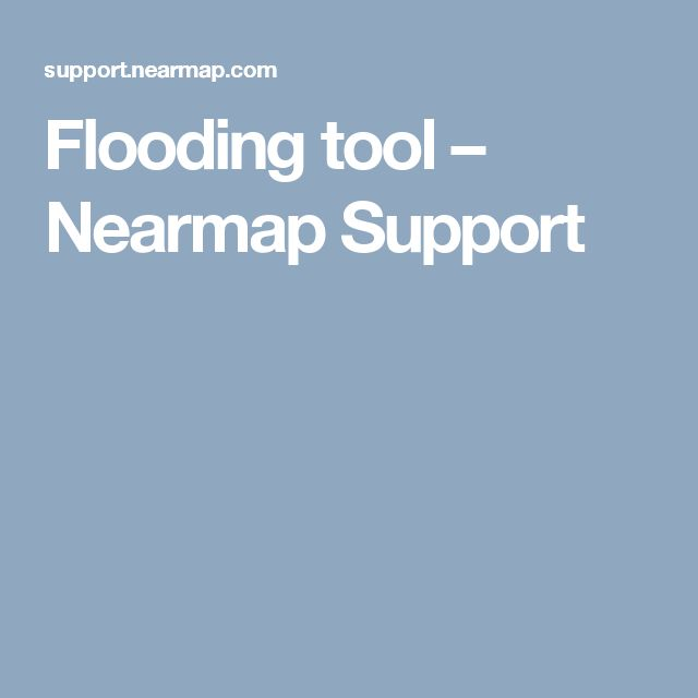 The  Best Flood Risk Assessment Ideas On   Water