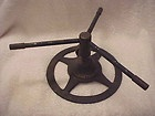 VINTAGE CAST IRON & BRASS CRAFTSMAN LAWN SPRINKLER