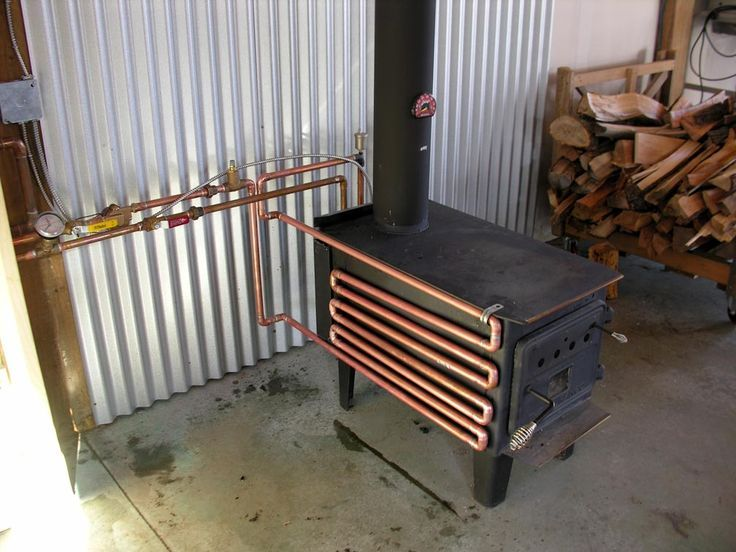 Wood Stove Hot Water   Google Search: