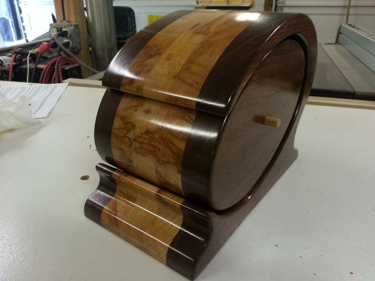 Wood Band Saw Box ~ Build band saw box woodworking projects plans