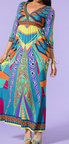 LA MER Exotic Bohemian Technicolor Art Print Caftan Maxi Dress CHELSEA VERDE L | eBay: Maxi Dresses, Bohemian Technicolor, Boho Gypsy Hippie, Art Prints, Bohemian Dresses, Dress Chelsea, Boho Dress