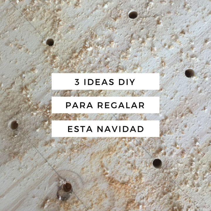 IDEAS PARA RELAGAR – MADERA – LET´S DIY AND GARDEN