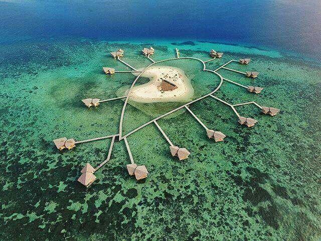 Pulo Cinta, Gorontalo, Sulawesi