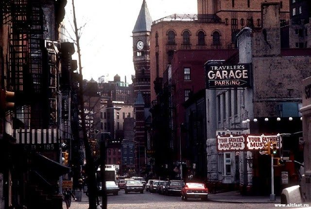 Street Scenes Of New York City In The 1970s Vintage Everyday Greenwich Village Nyc New York City Greenwich Village