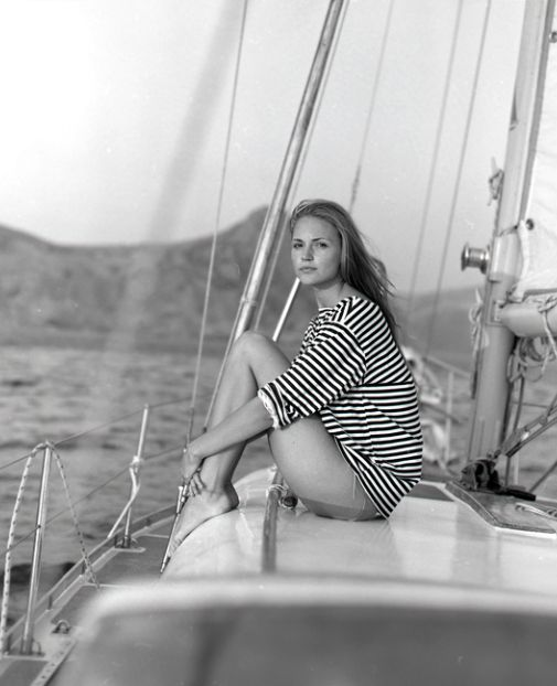 nautical photoshoot  #losangelesyachtcharter                                                                                                                                                      More
