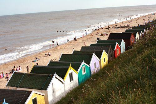 tiny beach houses