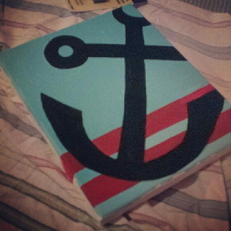 Anchor Painting.