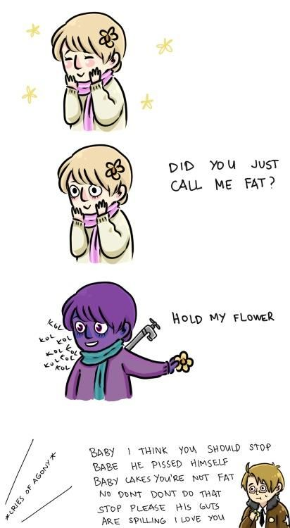 XD I love this-