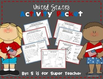 The United States Activity Packet has a large variety of activities that focus on map skills, states, and geographical features. Student will enjoy working with atlas', globes, and internet resources to discover facts and features of the United States This would be a great addition to any United States study and ties in perfectly with the Montessori Study of a Nation project.