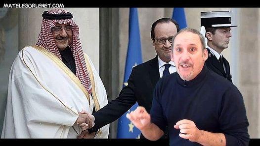 Le gouvernement Français remet la médaille de la Légion d'Honneur au Prince héritier d'Arabie Saoudite.  Erick Bernard, spécialiste en médaillologie recompensologie, analyse la situation de plus prêt.