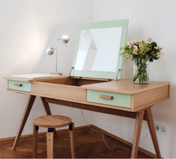 38 besten schminktisch bilder auf pinterest, Möbel