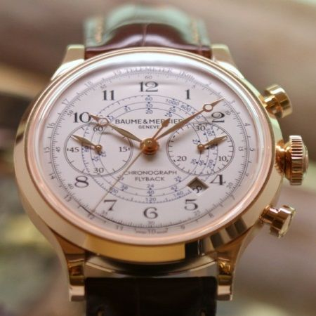 Worthy Baume And Mercier Timepieces