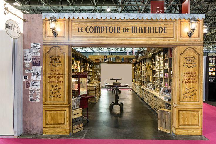 Les 16 meilleures images propos de ambiance foire for Salon du bois paris