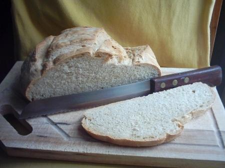 Recette de pain blanc