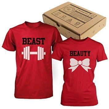 Beauty and Beast Couple Tshirts Cute Matching Shirts (MEN-XL / WOMEN-S)  It is easy to find great gifts for women under $50 when you know here to look.  I have found so many cool, trendy and unique gift ideas for her online.   You can find Home décor gifts, beauty gifts, jewelry gift ideas and fashion gifts all for under and under fifty dollars.  In addition to being adorable these cool gifts under $50 Dollars for her are popular, charming and cute!