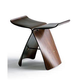 バタフライスツール - butterfly stool