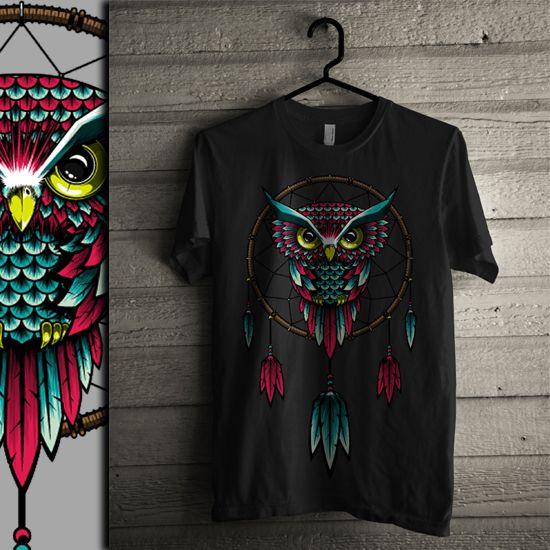 Owl Spirit oleh Sarangka