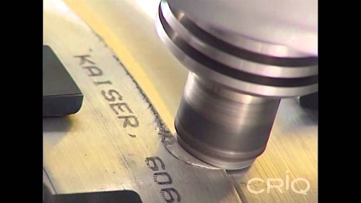 Robotic Friction Stir Welding Automation - Courtesy of CRIQ