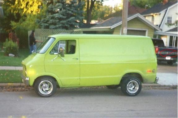1977 Dodge Van | bigdaddymopar's 1977 Dodge Ram Van 150