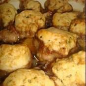 Rabbit stockpot with herb dumplings Recipe via @SparkPeople