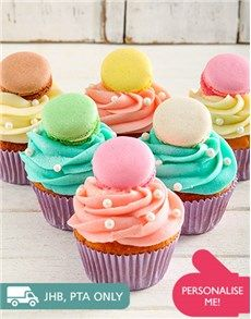 Confectionary Cakes and Cupcakes: Le Petite Macaroon Cupcakes!