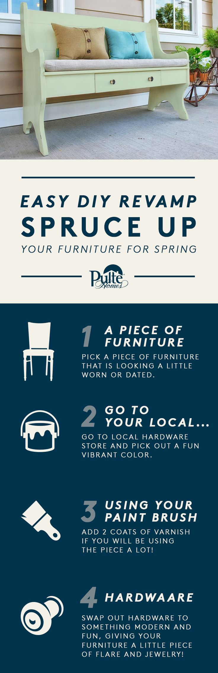 Over your older furniture updating your pieces is easier for Less expensive furniture