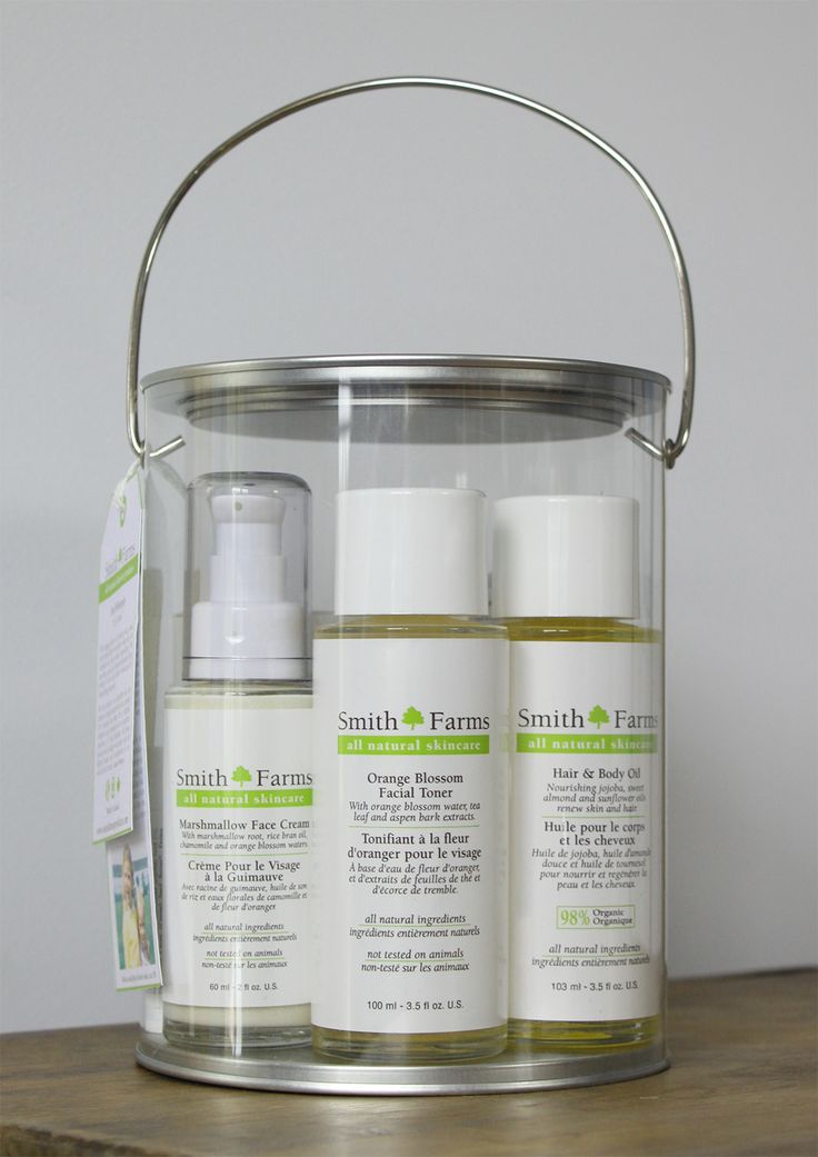 Smith Farms ultimate face gift set!