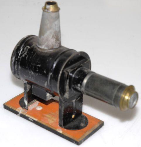 MAGIC-LANTERN-lanterne-magique-PETIT-Modele-Vitrine-ALLEMAGNE-1890