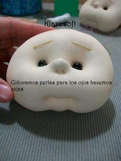 Carinha de boneca