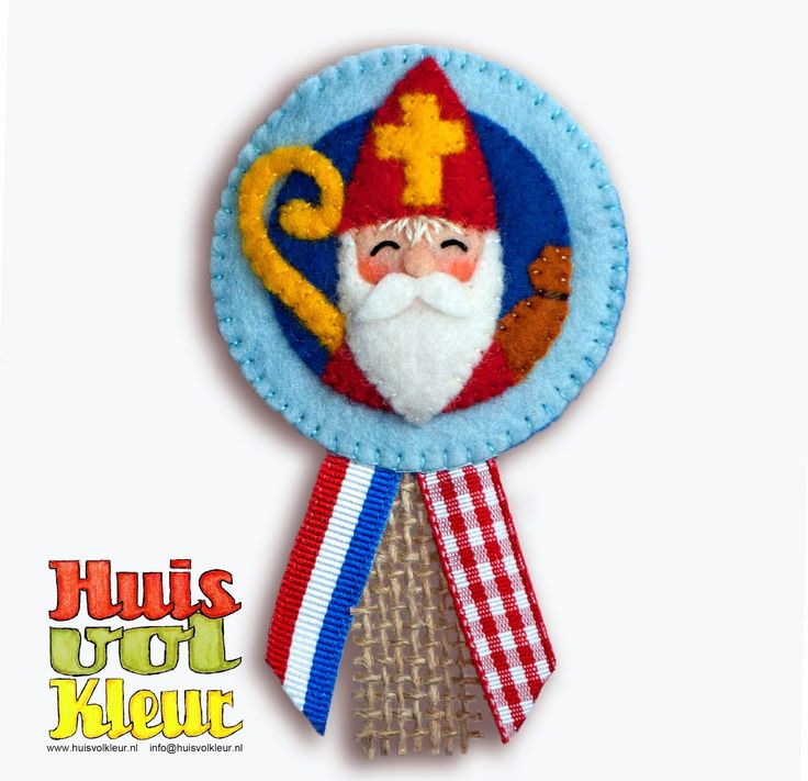 huisvolkleur: Give-away Sinterklaas