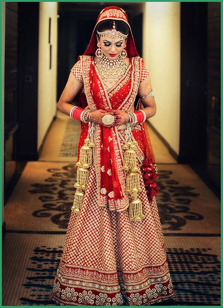 Pakistani bridal lehengas 2016