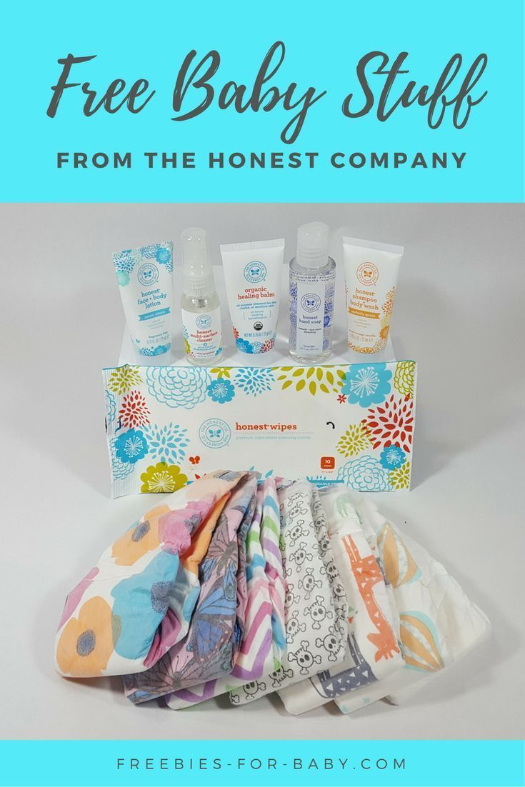 The Honest Company Free Diapers & Baby Care Products