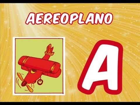 CANTIAMO LA GRAMMATICA - I suoni dell'alfabeto ABCD - Canzoni per Bambin...