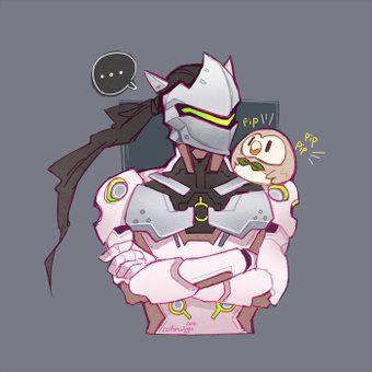 Overwatch × Pokémon
