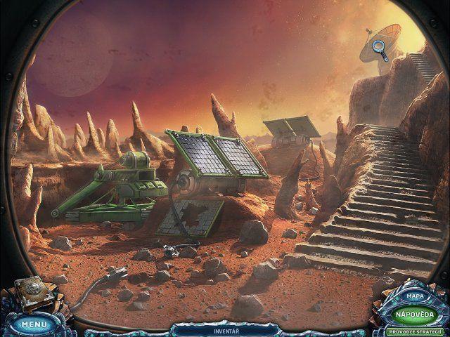 Věčná cesta Nová Atlantida Sběratelská edice - screenshot ze hry 1 #Hra #Hry