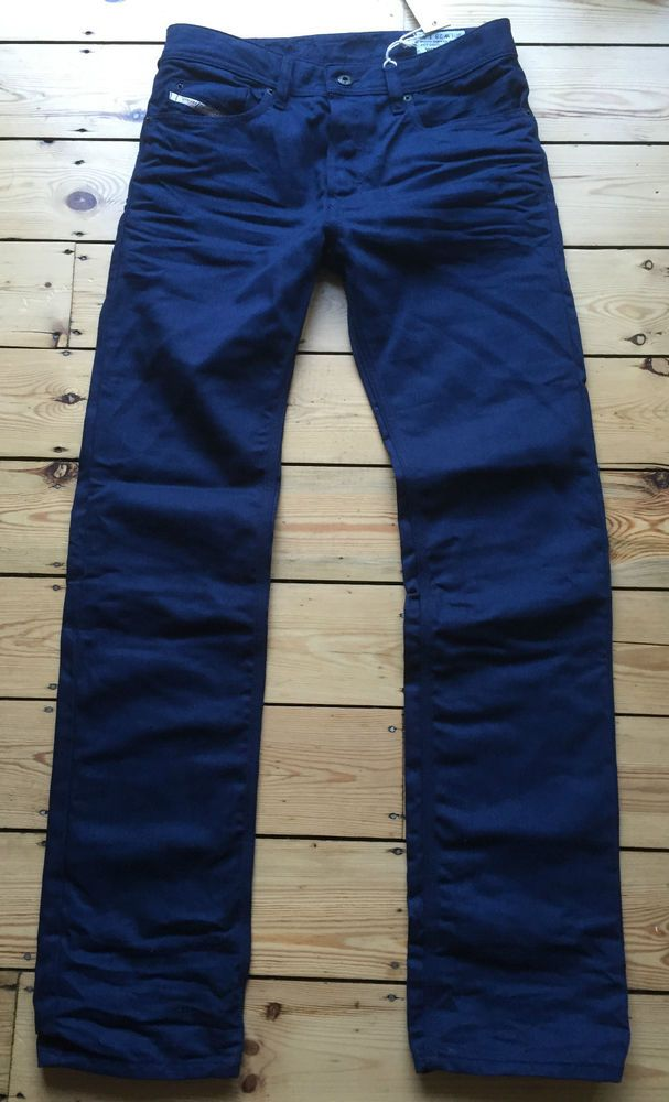 Mens Diesel Jeans Waykee 008QU  28 x 32 Regular Straight Authentic New RRP£160