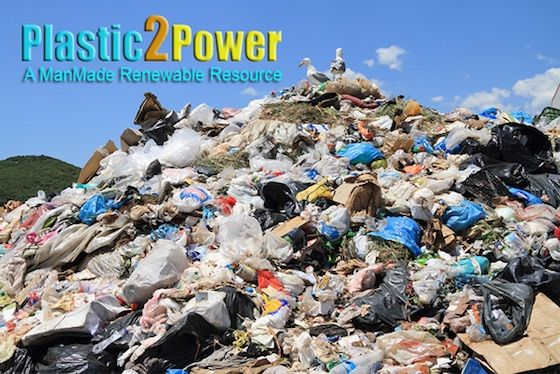 Is Ocean and Land-based Plastic Waste the Ultimate Man-Made Sustainable Renewable Energy Resource? Waste Plastic2Power Systems Thinks It is :: Wire Service Media