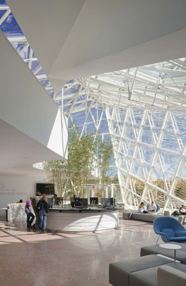 Campus Commons, SUNY at New Paltz / ikon.5 architects