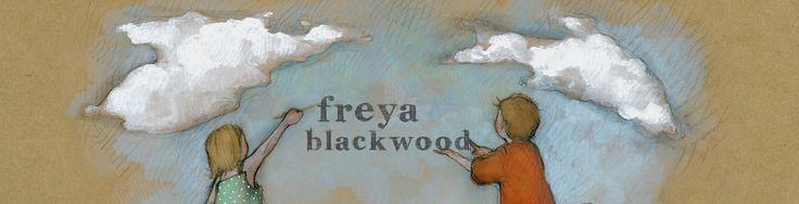 Freya Blackwood..Home