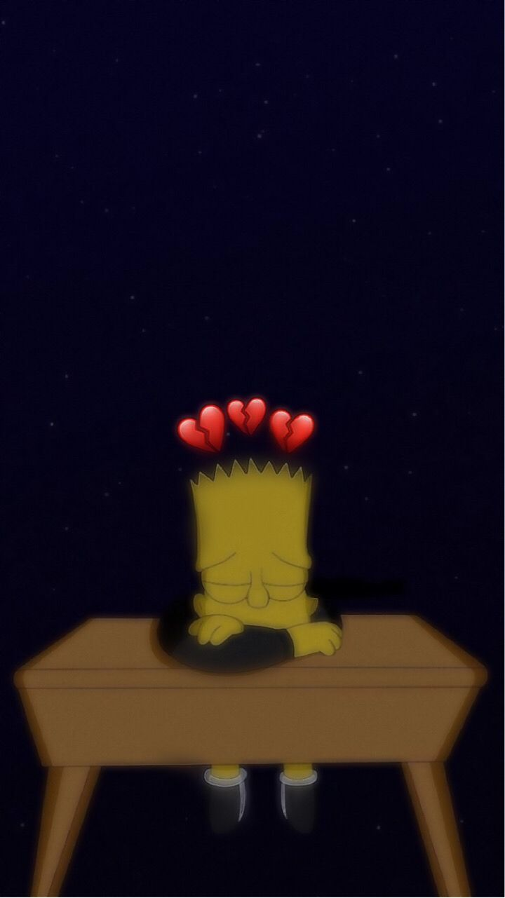 Pin By Kaitlyn Vel On Simpson Edits Simpson Wallpaper Iphone