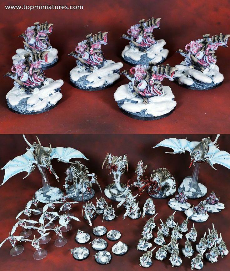 Warhammer 40k tyranids biovores