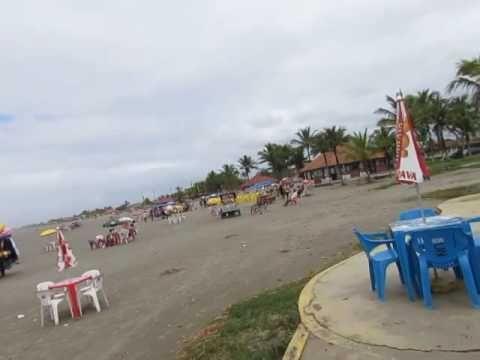 NÓS NA PRAIA DEPOIS DA RESSACA DO MAR ' لدينا الشاطئ بعد '  WE RANNALTA ...
