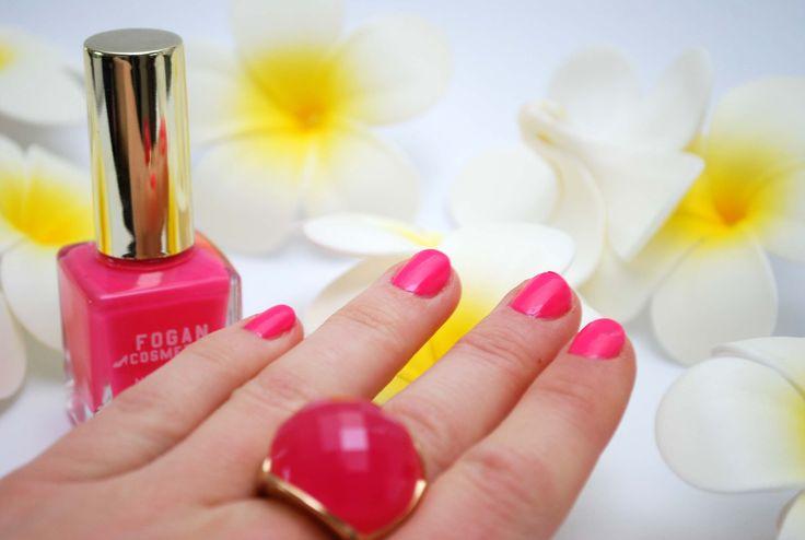 Fogan nagellak neon roze (incl. Fuse gelnamel experiment) - Ceetje